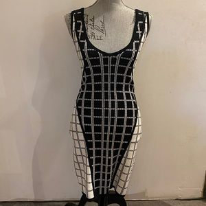 Wow Couture body con Dress